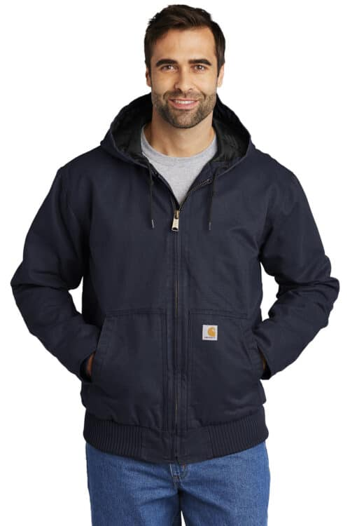 Carhartt Washed Duck Active Jacket.