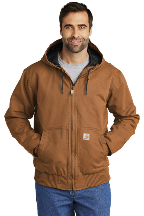 Carhartt Tall Washed Duck Active Jacket