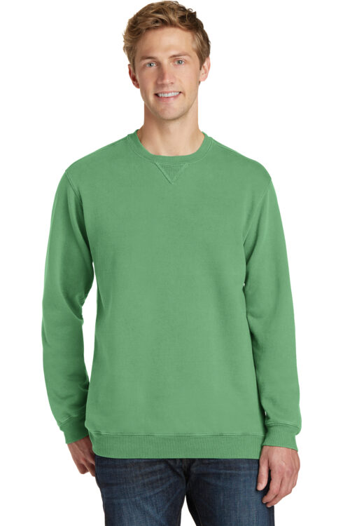 Beach Wash Garment-Dyed Sweatshirt