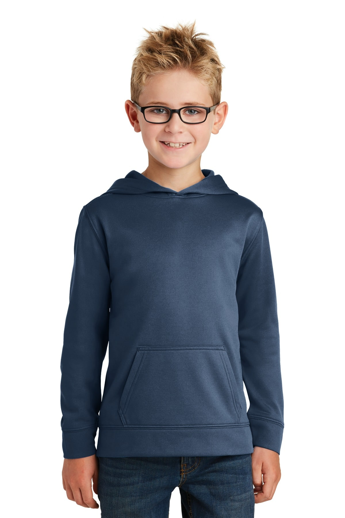 youth hooded sweat shirt